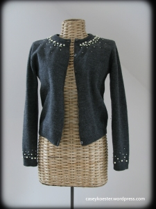 Barbara's Sweater