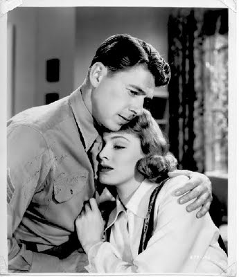 One For The Book - Ronald Regan & Eleanor Parker