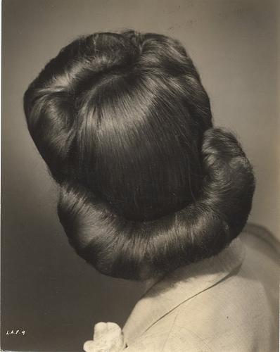 Secrets Vintage Hair Success Noir Girl